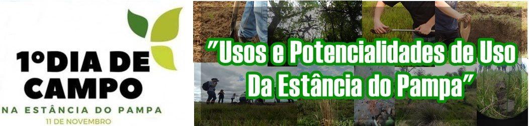 Dia de Campo: Usos e Potencialidades de uso da Estância do Pampa