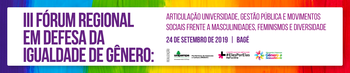 Fórum Regional em Defesa da Igualdade de Gênero: articulação universidade, gestão pública e movimentos sociais frente à violência contra as mulheres e meninas