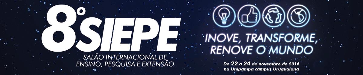 SIEPE – Salão Internacional de Ensino, Pesquisa e Extensão